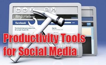 Productivity Tools for Social Media