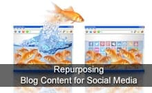 Repurposing Blog Content for Social Media