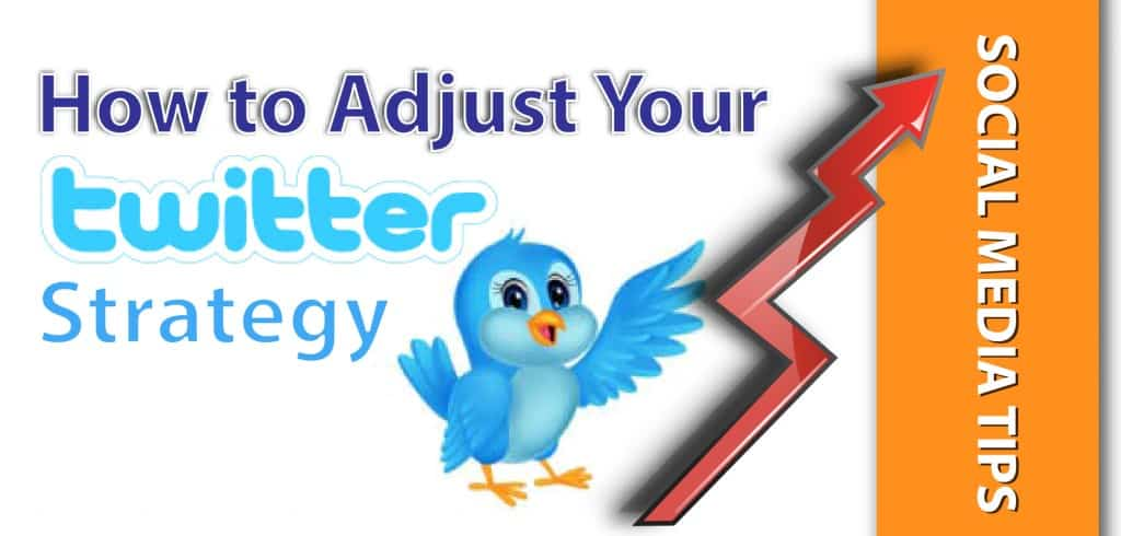How to Adjust Your Twitter Strategy